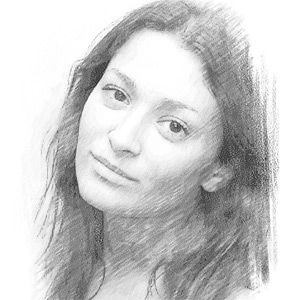 how to give a pencil drawings effect in photoshop