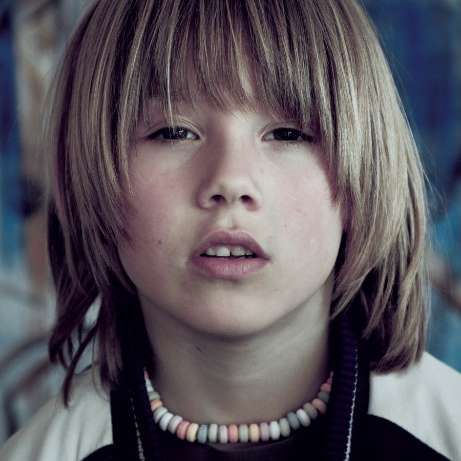 Cool Bangs For Long Hair: 50 Best Boys' Long Hairstyles - For Your Kid (2019)