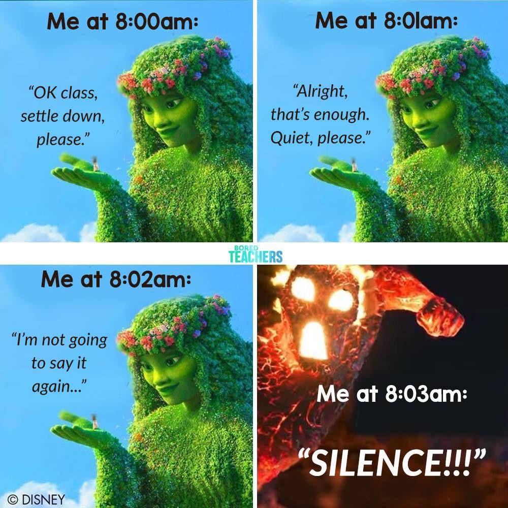 Is It Friday Yet In 2020 Teacher Memes Funny Bored Teachers Teaching Humor