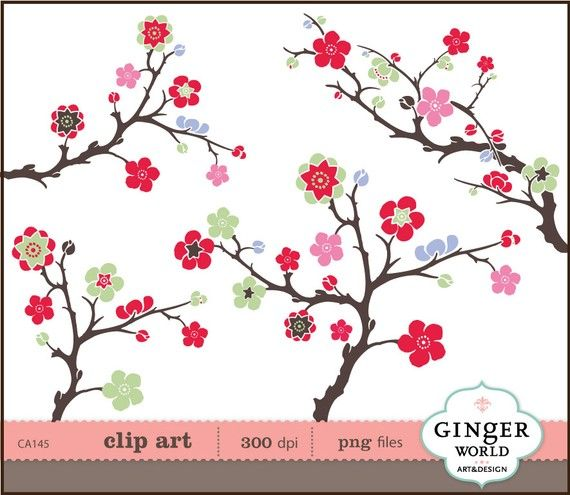 Hey, I found this really awesome Etsy listing at http://www.etsy.com/listing/69555626/cherry-blossom-flower-sakura-kawaii
