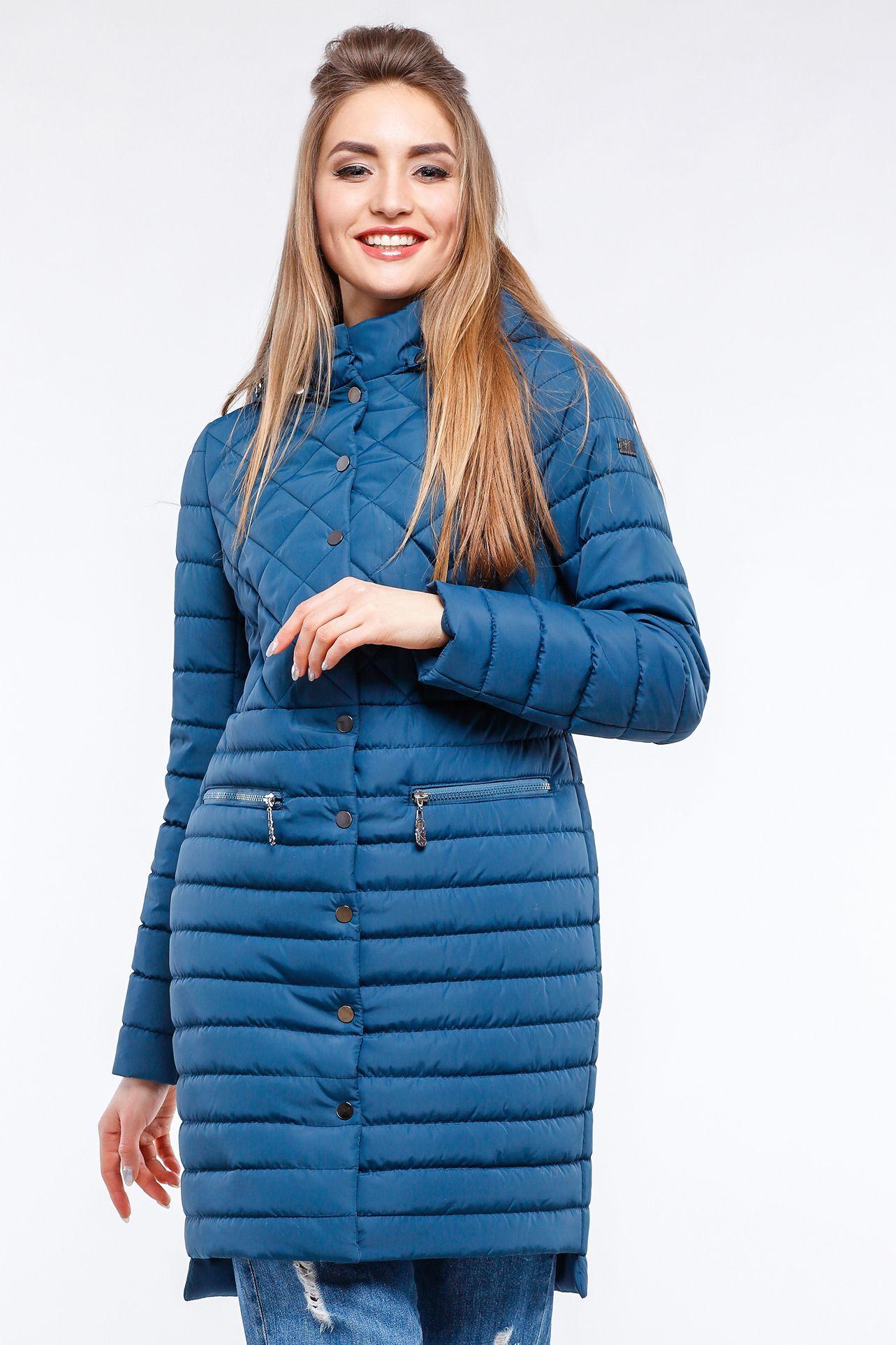 92c13ba05a6 Стеганая куртка весна осень Теона от Nui Very Нью Вери - женская весенняя  куртка