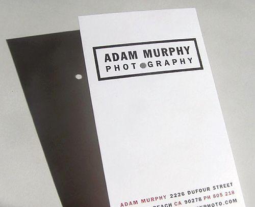 12 Awesome Photography Business Card Ideas Photojojo