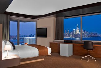 Hoboken New Jersey The W Stunning Views And Conveniently Located Near Path
