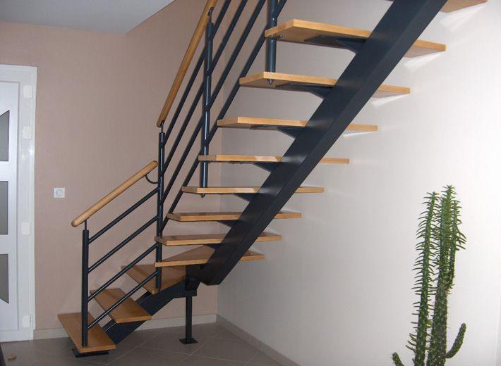 Les escaliers réalisés par Sarl Avenard-2smp - AVENARD-2SMP
