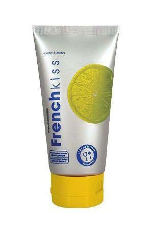 Crème Aromatisée Citron pour Fellation et Anulingus 75 mL