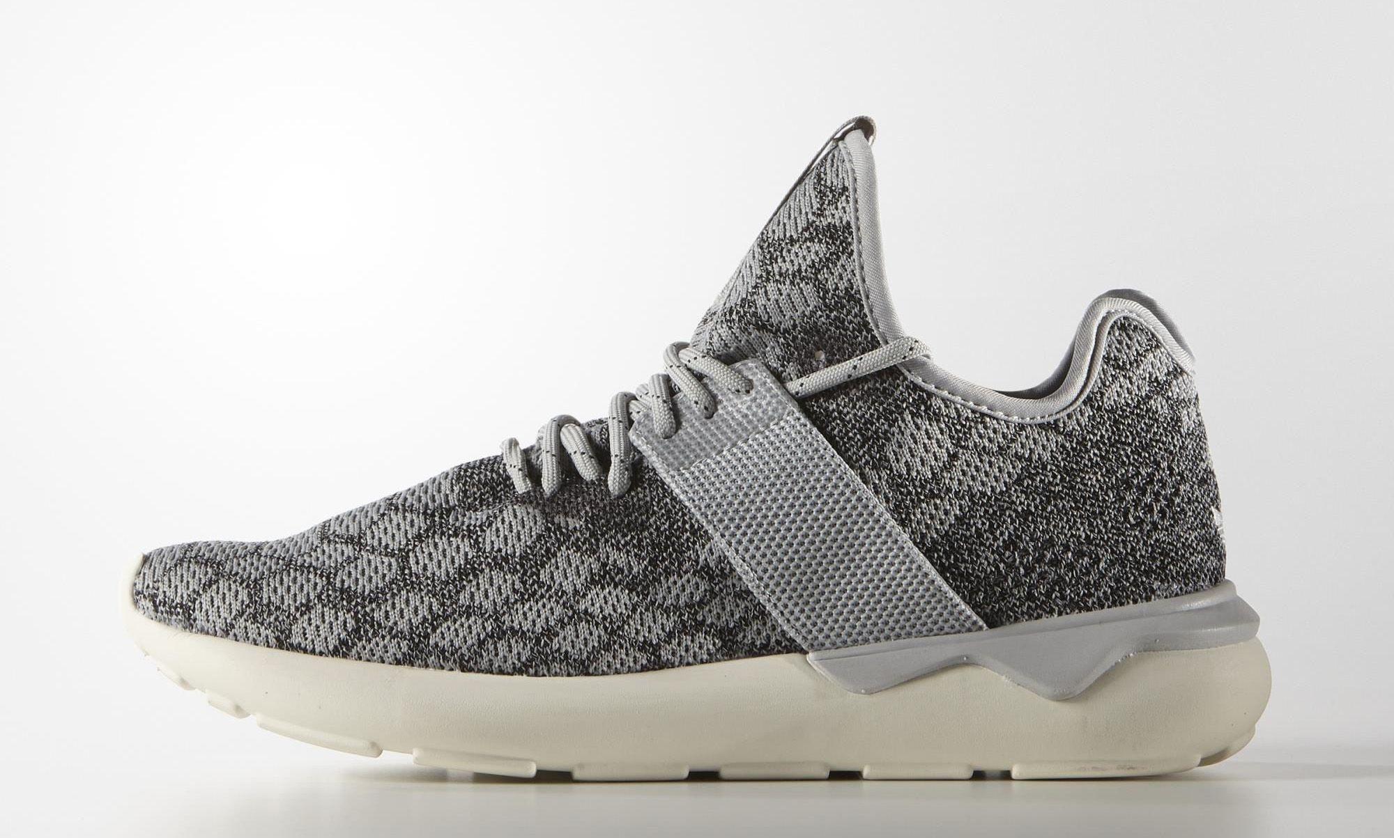 calci del giorno: adidas tubulare runner primeknit