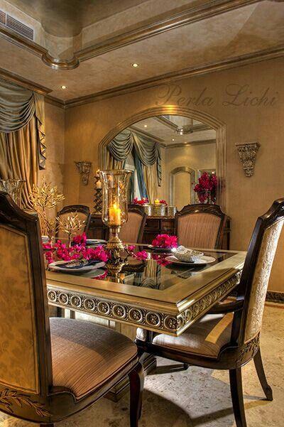 Luxury Formal Dining Room Sets: Formal Dining Room Decor