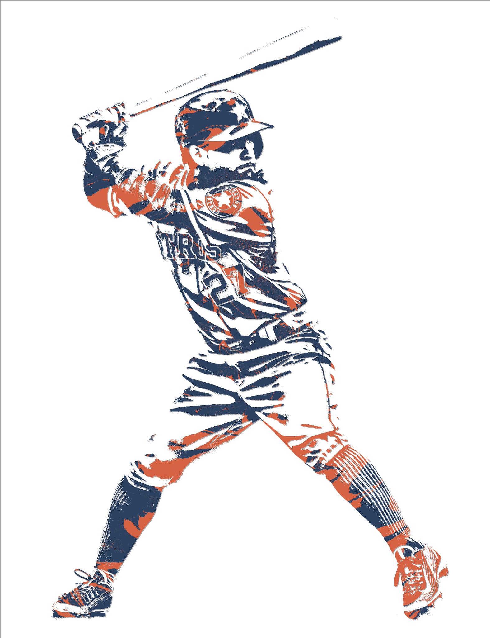 Altuve Jose Altuve Houston Astros Astros