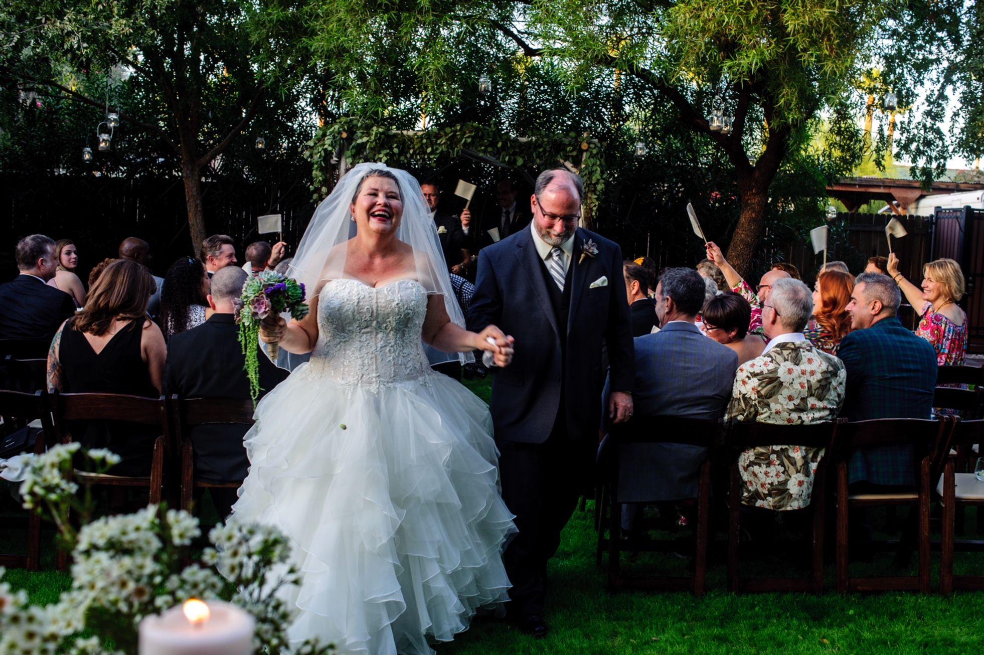 Oleg cassini cwg size w used wedding dresses