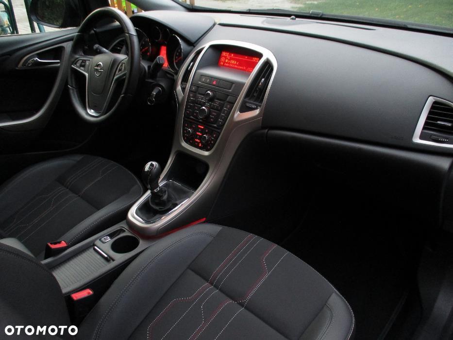Opel Astra 1 4 Turbo Xenon Skora 53 Tys Km Otomoto Turbo Opel Gear Stick