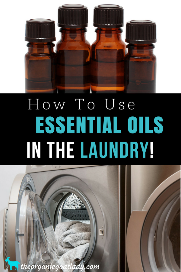 15 Essential Oils To Use In The Laundry Essential Oils
