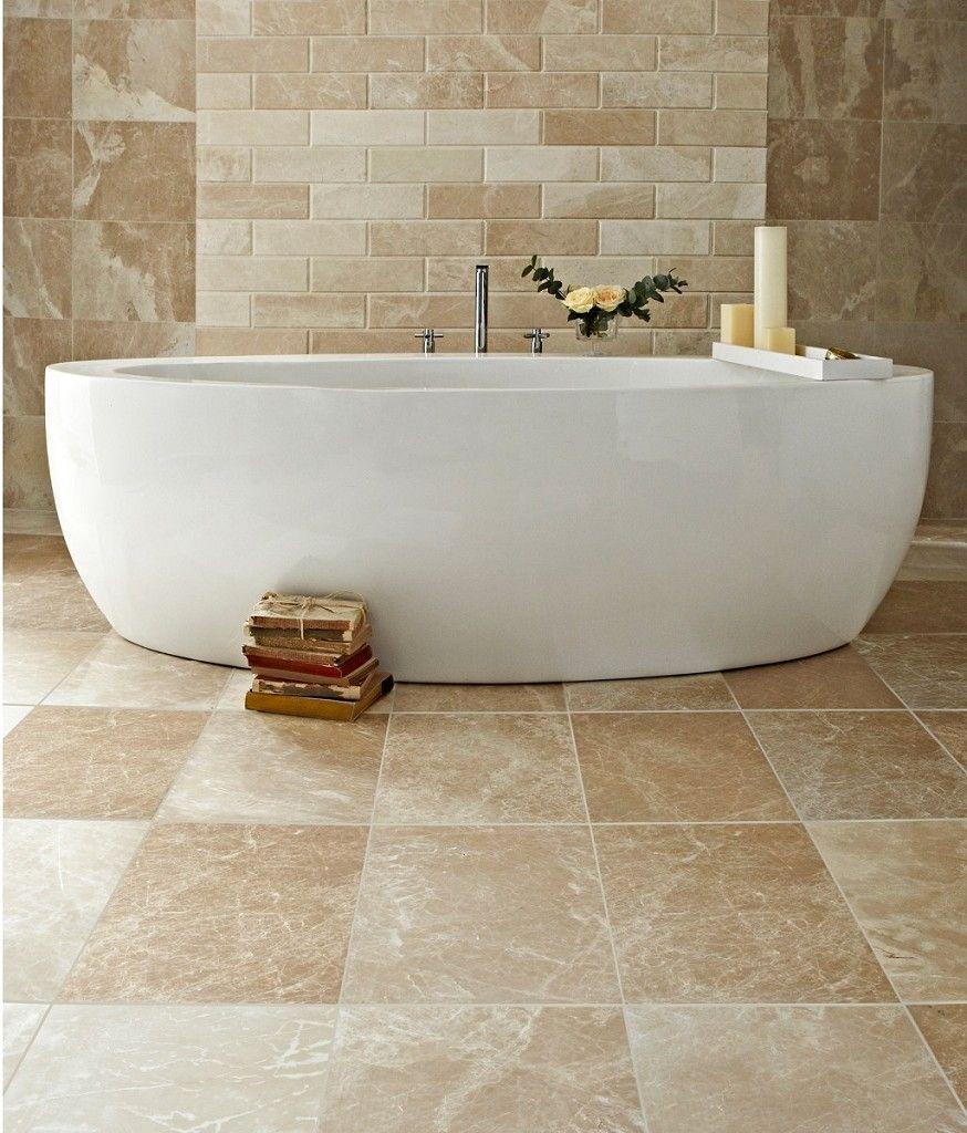 Camden White Ceramic Tile Mandarin Stone Mandarin Stone White Ceramic Tiles Industrial Style Bathroom