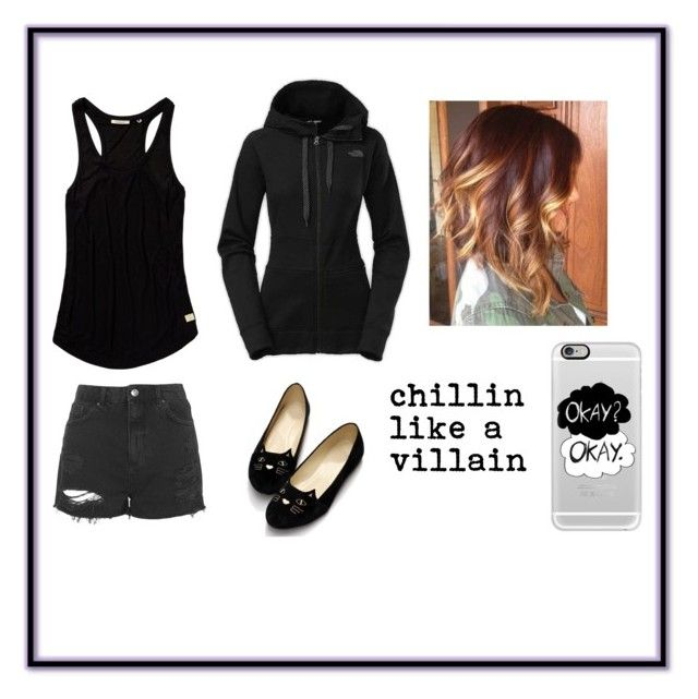 """""""chillin like a villain"""" by nerdgirl070 ❤ liked on Polyvore featuring art"""