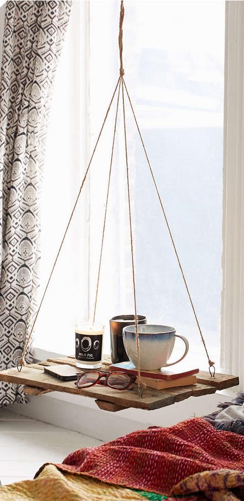 Mesita de noche original | Home Decor | Pinterest | Mesita de noche ...