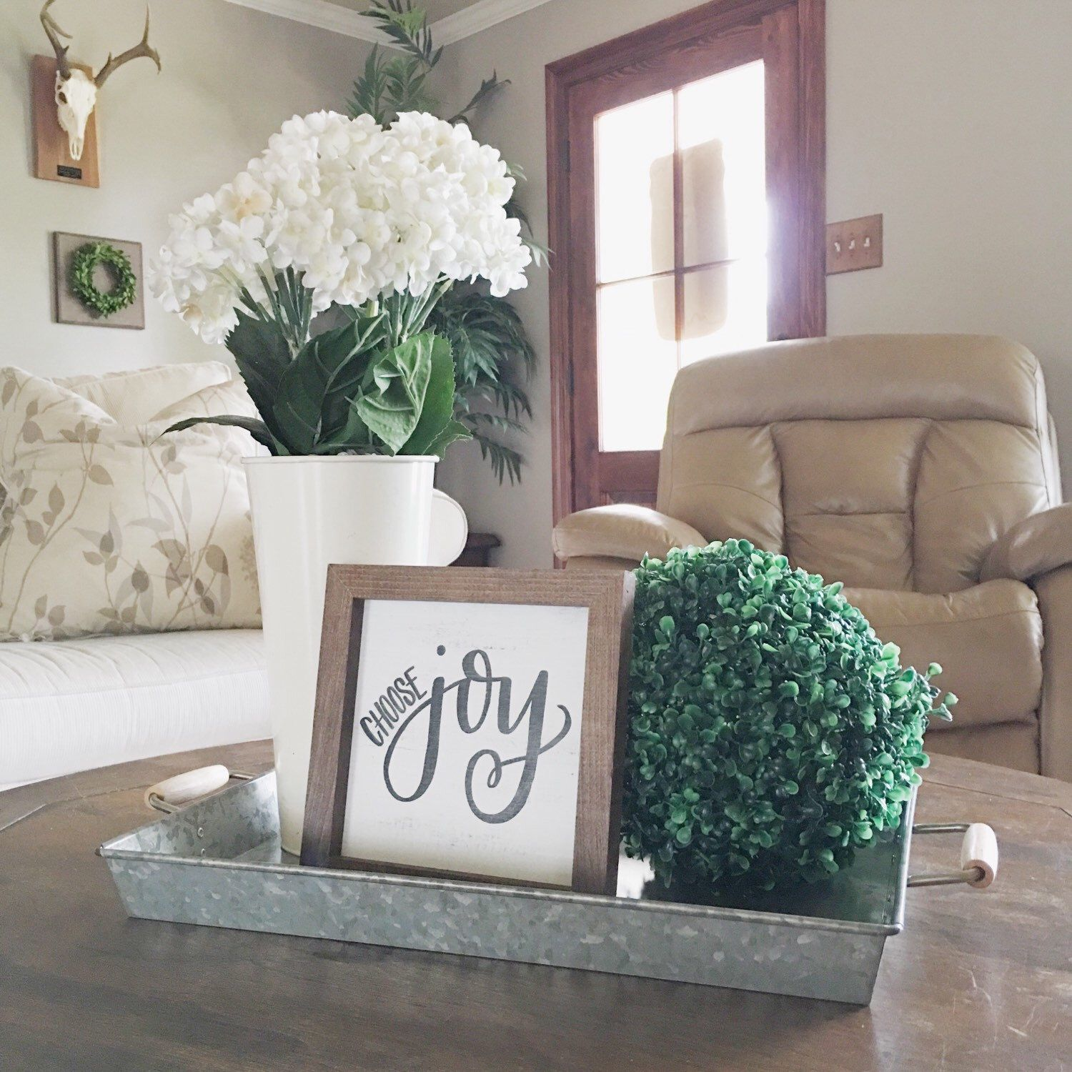 Choose Joy - MINI 8x8 distressed wood sign by ImperfectDust on Etsy https://www.etsy.com/listing/397864747/choose-joy-mini-8x8-distressed-wood-sign