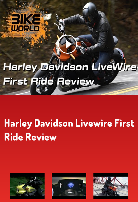Harley Davidson Livewire First Ride Review Motorcycles