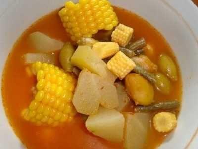 Resep Sayur Asem Betawi Asli Bening Ncc Paling Enak Bumbu Balado Resep Sayuran Memasak