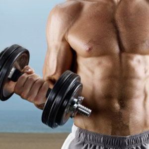 dumbbell workout  bulk up at home boost your strength and