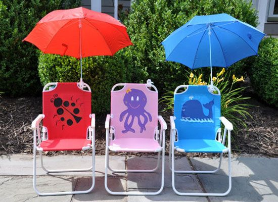 Incredible Chaise Lounge For Kids Nautical Style Beach Chairs Evergreenethics Interior Chair Design Evergreenethicsorg
