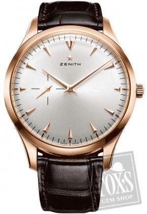 HERITAGE ULTRA THIN 18K ROSE GOLD- Zenith