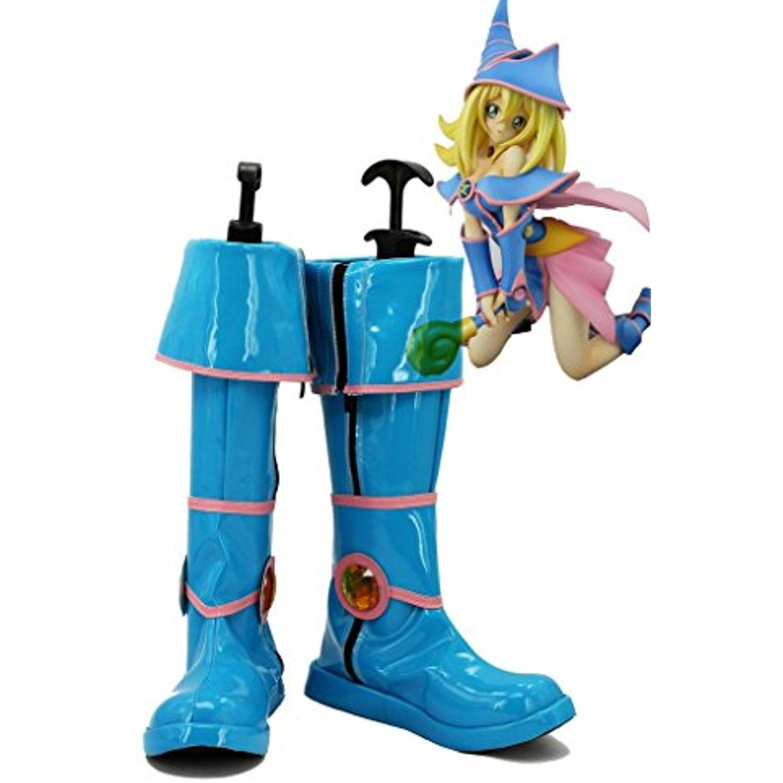 Yu-Gi-Oh! Mana Cosplay Shoes Boots Custom Made