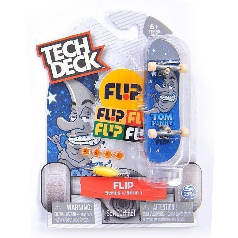 Check out our large collection of Tech Decks, for instance