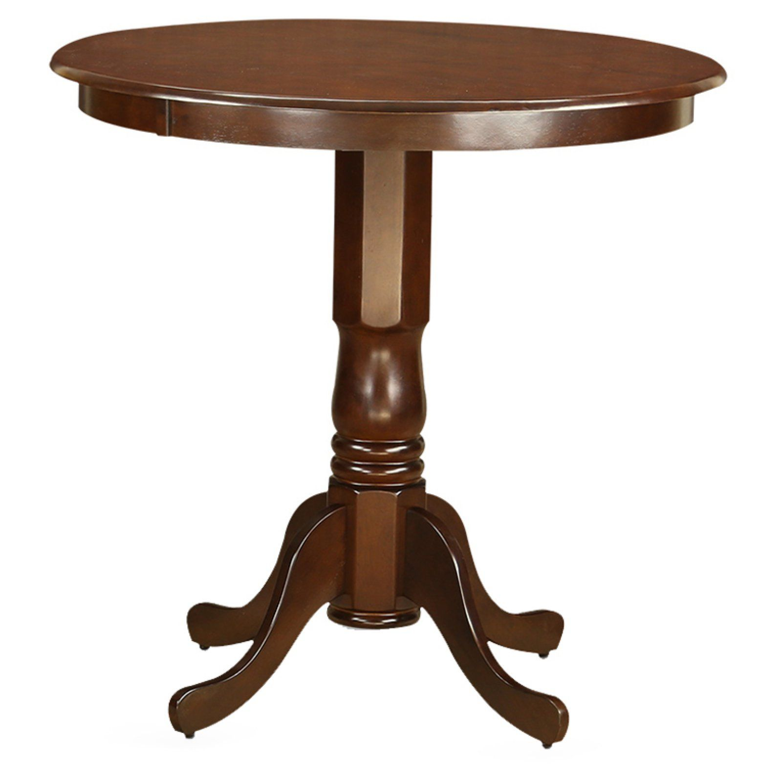 50 36 Inch Round Pedestal Table Modern Italian Furniture Check