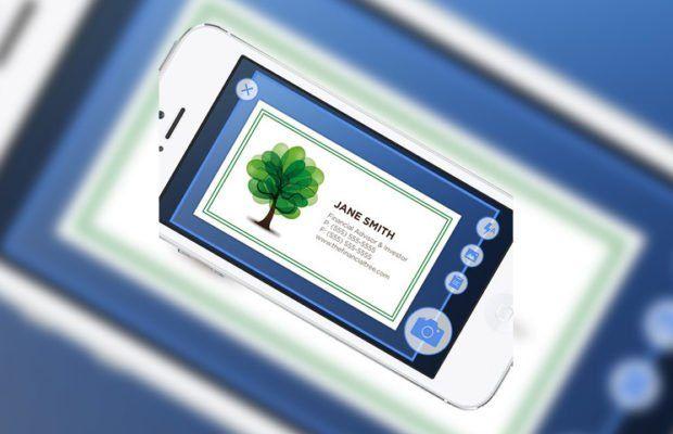 Best Business Card Reader Scanner Apps For Iphone And Ipad Cool Business Cards Iphone Apps Card Reader