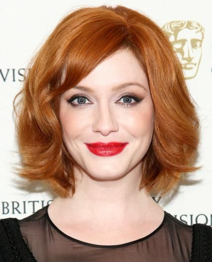 Instyle Hairstyle Try On We're Seeing Red This Stpatrick's Day Get Inspired To Try The Hot
