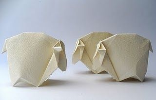 Repin BKLYN Contessa Origami Lambs