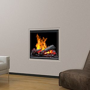 Dimplex Opti V Solo Built In Electric Fireplace Vf2927l