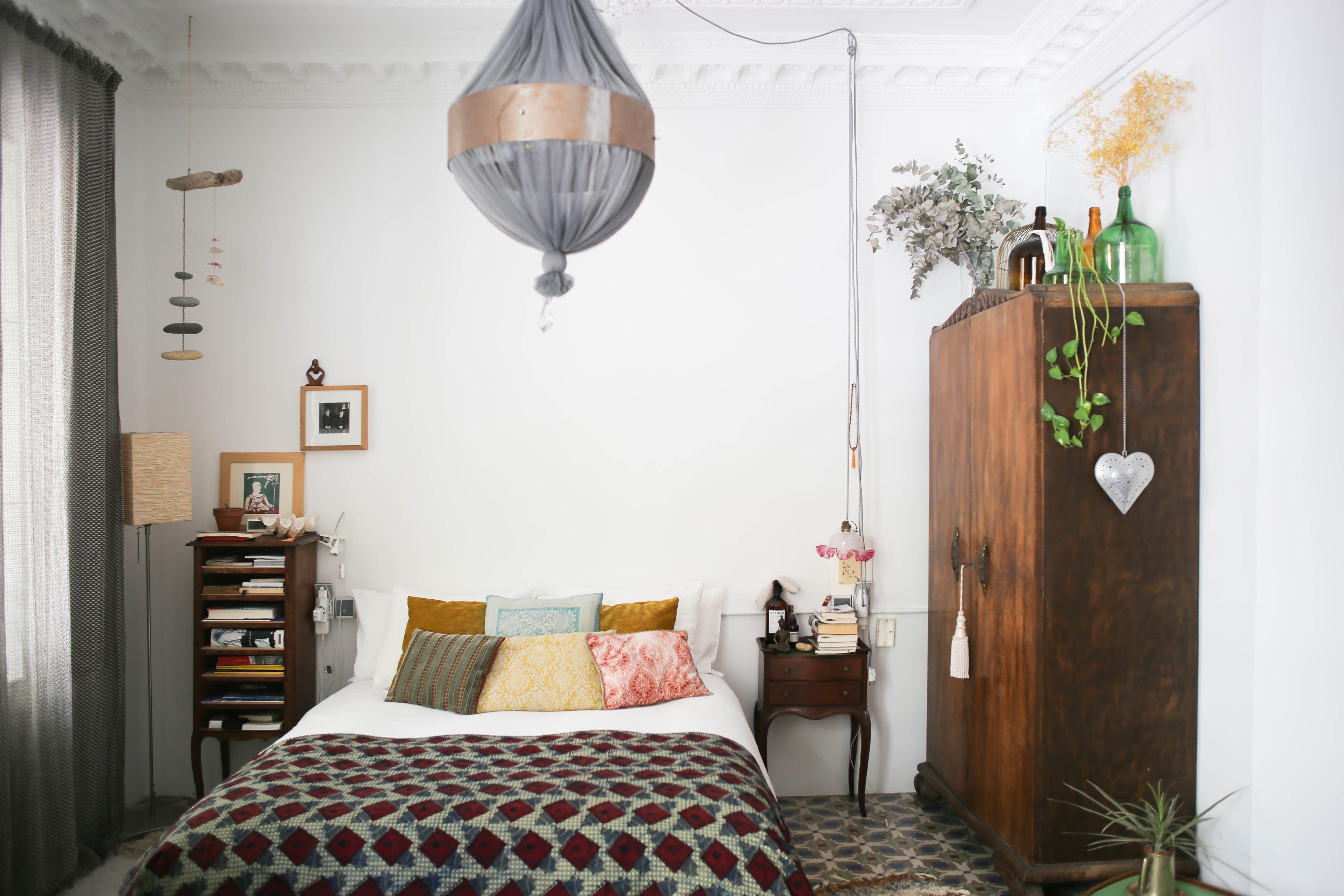 A Macrame Maker's Stunning Spanish Home Earthy home