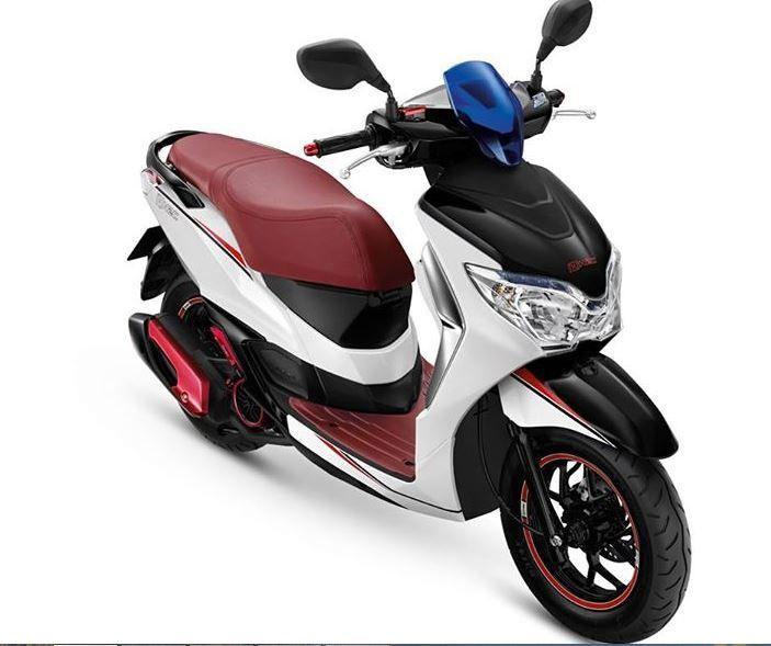 Honda Moove 2015 HondaScootersMotor