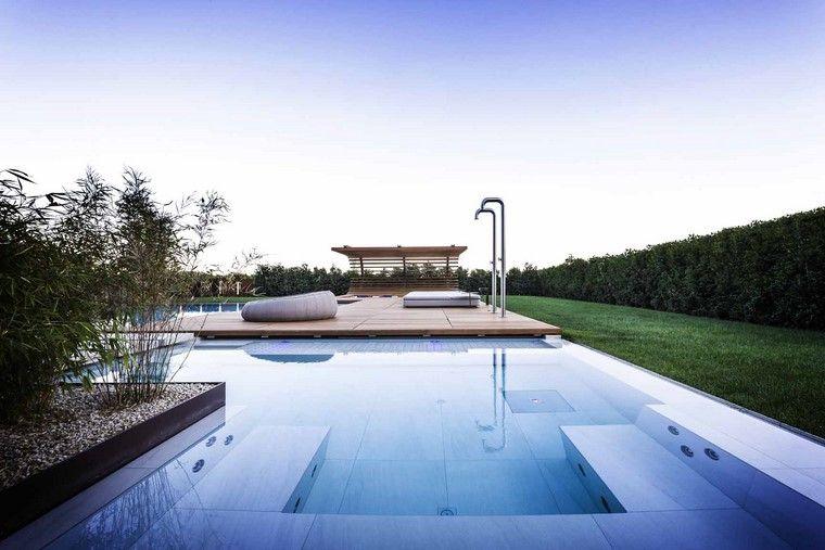 Komfortzone im Garten von Alessandro Isola entworfen