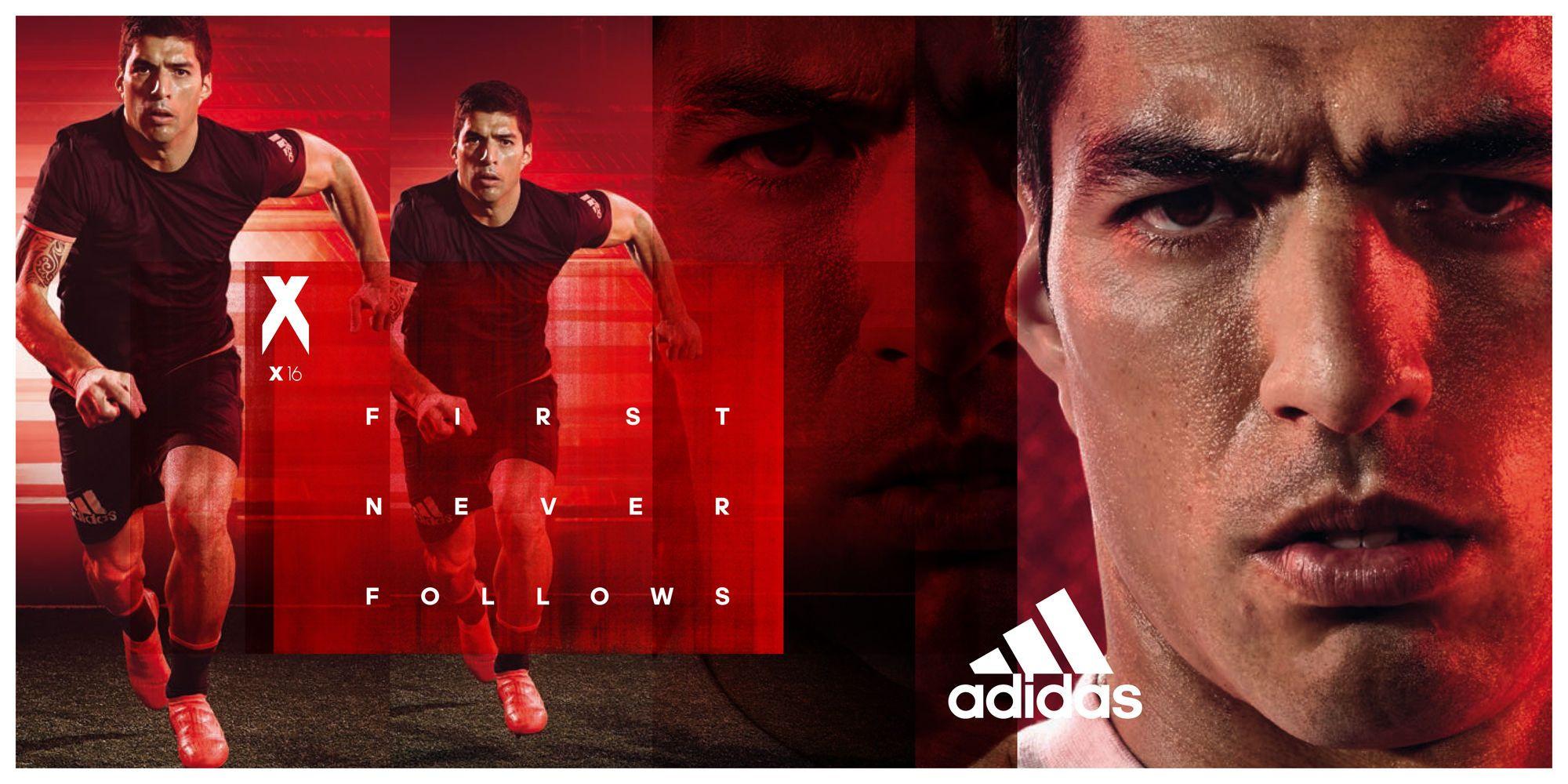 George Stevenson visa En contra  ADIDAS 'First Never Follows'   ADIDAS   presented by GoSee   Adidas  presents, Adidas, One