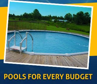 Mobile Blue World Pools Above Ground Swimming Pools Pool