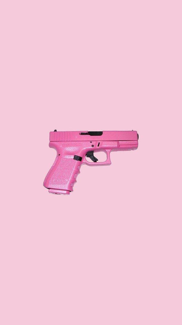 Pin By Innnini On Minimal Pink Guns Pink Wallpaper Cute Wallpapers