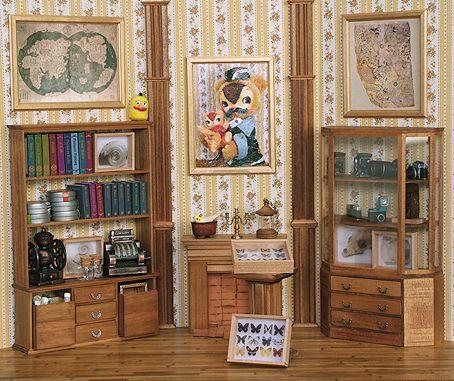 miniature shop
