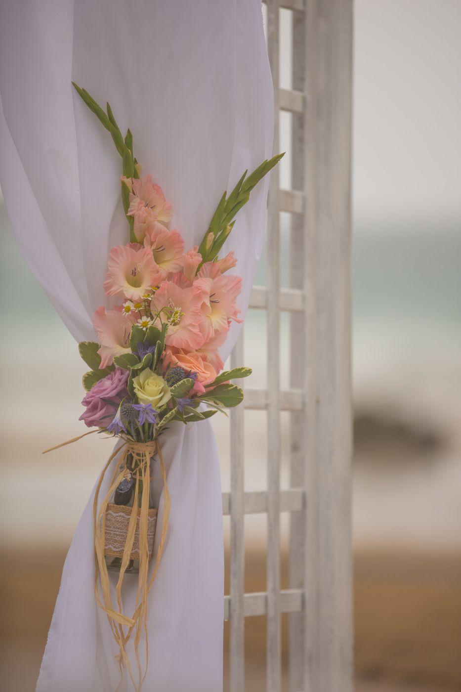 Pastel Themed Wedding Blossom Kelp Flowers Blossom Kelp