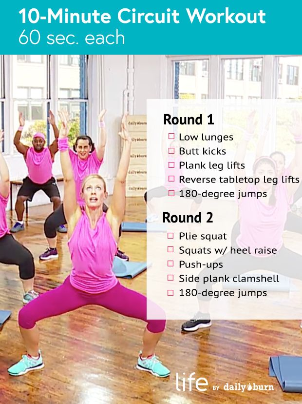 Effective belly fat burning workouts picture 4