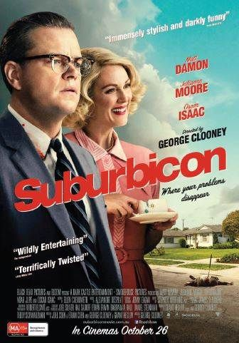 Image result for SUBURBICON ( 2017 )  POSTER
