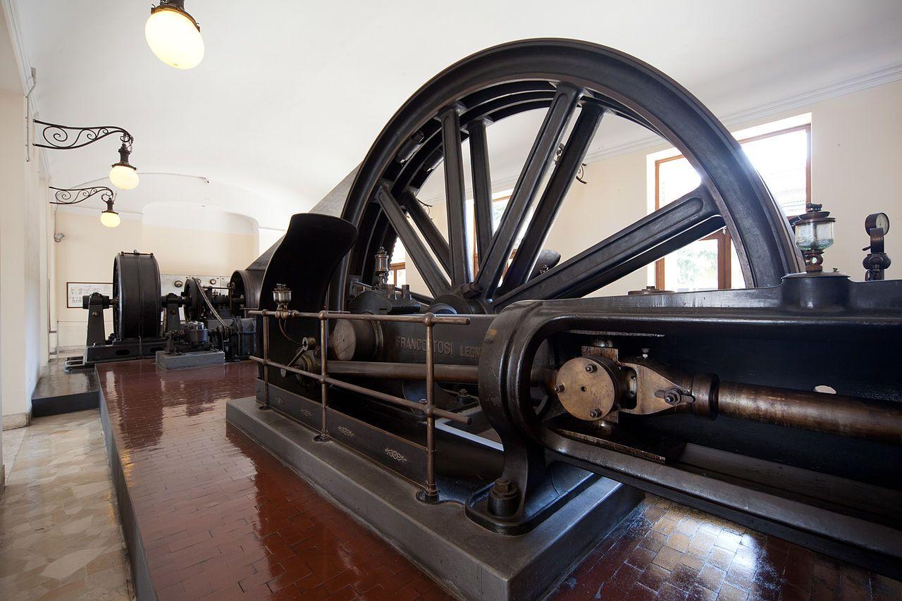 Centrale Termoelettrica Regina Margherita Museo Scienza E
