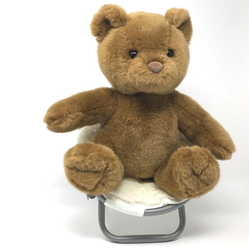 1997 Build A Bear Classic Plush Stuffed Animal Toy Teddy Bear 11 Brown Retired Buildabearwor Plush Stuffed Animals Teddy Bear Stuffed Animal Teddy Bear Plush [ 1000 x 1000 Pixel ]