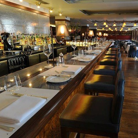 Corrigan's in London - Choose from exciting game dishes ...