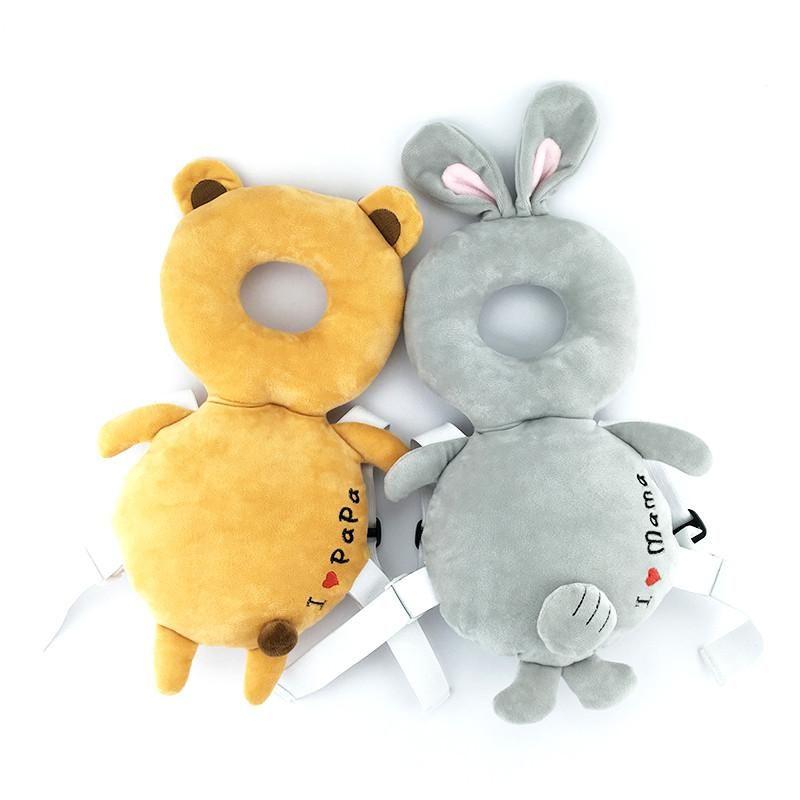 Kleinkinder Fallschutzkissen Kopfschutz Kissen Pad Kopfstütze Rückenschutz