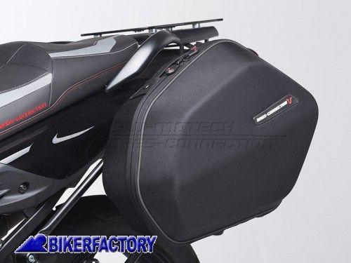 4823b16509 Borse laterali SW-Motech semirigide in ABS mod. AERO per KTM 1290 Super  Adventure