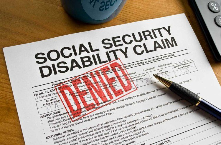 How to appeal a social security denial lyme advise