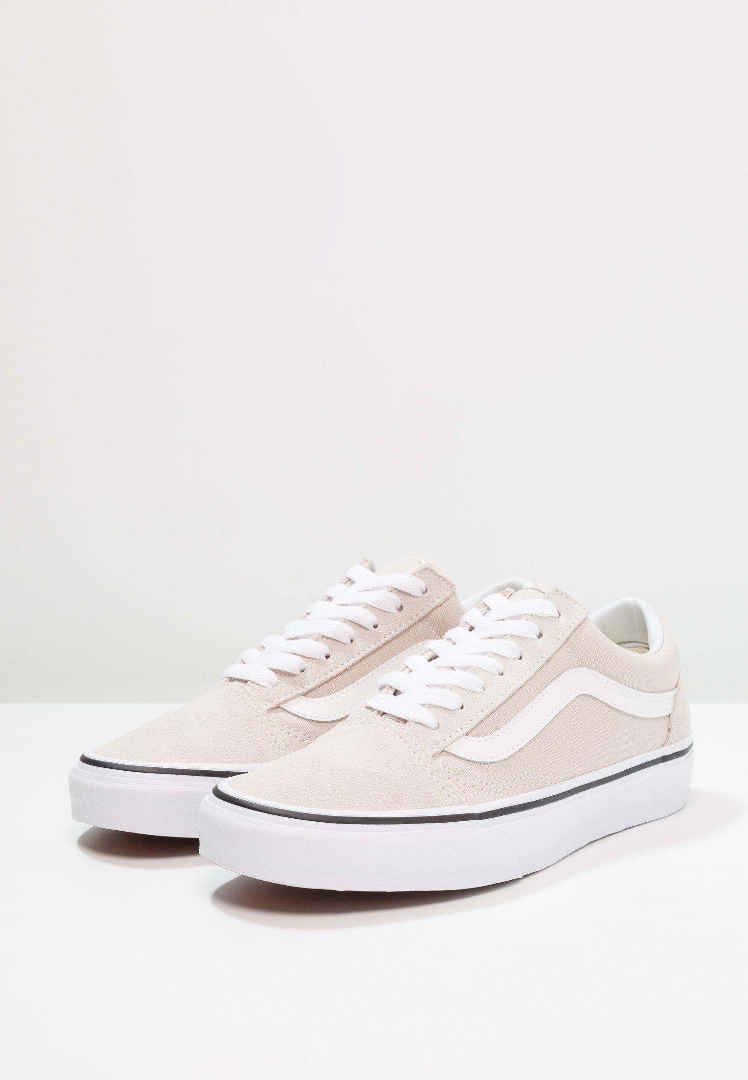 a0c55c4e67 Vans UA OLD SKOOL - Baskets basses - silver lining true white - ZALANDO.FR