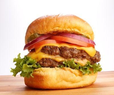 Cheeseburger Bobby's Double Burger