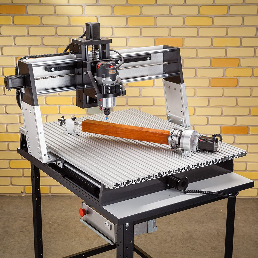 4th Axis For Cnc Shark Cnc Woodworking Diy Cnc Cnc